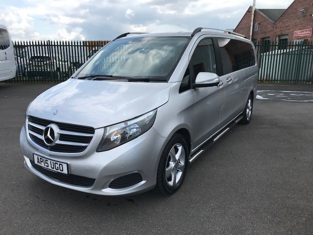 2016 EURO 6 Mercedes Benz Voyager GT Automatic